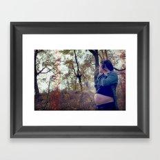 Mum Framed Art Print