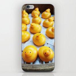 Dump Ling Duck iPhone Skin