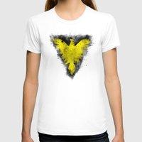x men T-shirts featuring Phoenix - X-Men by Trey Crim