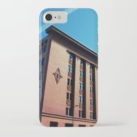 minneapolis iPhone & iPod Cases featuring Minneapolis Architecture by Allison Morse