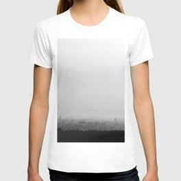 The Old City - Black and White T-shirt