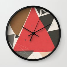Exploding Triangles//Two Wall Clock