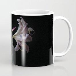 Resurrection Lily in a Vintage Bottle Coffee Mug