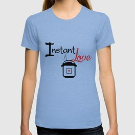 Instant Pressure Cooker Love with Steam T-shirt