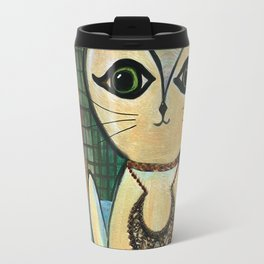 City Cat Max #7 Travel Mug