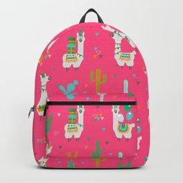 Party llama Backpack
