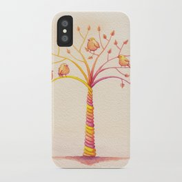 April Tree iPhone Case