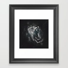The Power Of The Nature Framed Art Print