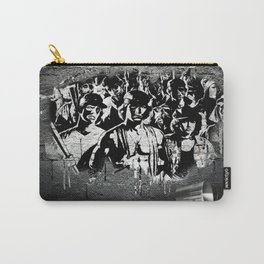 The Warriors Carry-All Pouch