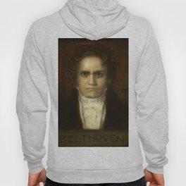 Ludwig van Beethoven (1770-1827) by Franz von Stuck (1863 - 1928)(2) Hoody