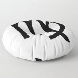 Virgo Floor Pillow