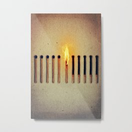 unordinary Metal Print