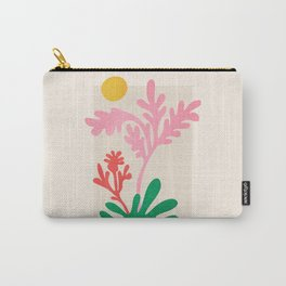 Abstract Garden: Matisse Paper Cutouts IV Carry-All Pouch