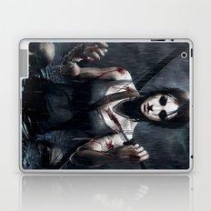 Tomb Raider Laptop & iPad Skin