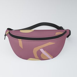Cut and Paste 2 Fanny Pack