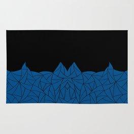 Sketch (blue) Rug