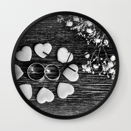 Together. Wall Clock