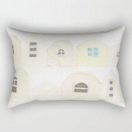 A residential area Rectangular Pillow