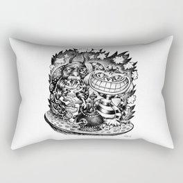 ABSOLEM-CHESHIRE CAT Rectangular Pillow