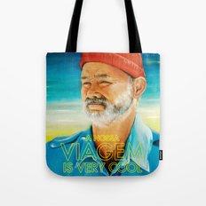Life aquatic is very cool Tote Bag