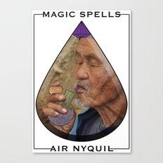 Ayahuasca (Magic Spells x Air Nyquil) Canvas Print