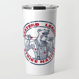 Basterds League Travel Mug