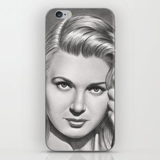 Play it like Bergman iPhone & iPod Skin