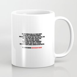 Watership Down Coffee Mug