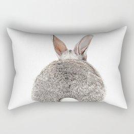 Bunny Butt Rectangular Pillow