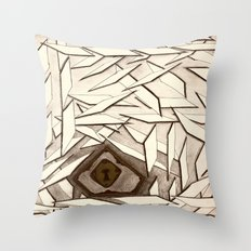 Where There's A Will... Throw Pillow