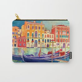 sunshine in Venezia Carry-All Pouch