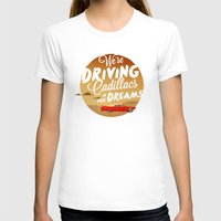 lorde T-shirts featuring We're Driving Cadillacs In Our Dreams - Lorde: Royals  by Four & Thirty
