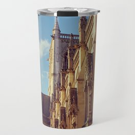 King's College Chapel, Cambridge Travel Mug