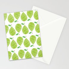 English Pear Stationery Cards