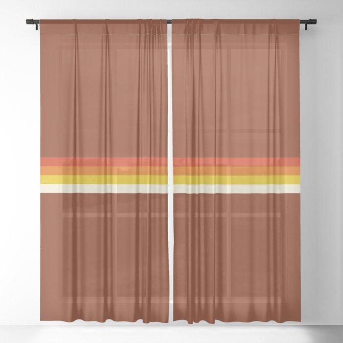 Amaterasu Sheer Curtain