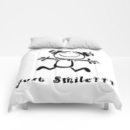 Just Smile Comforters