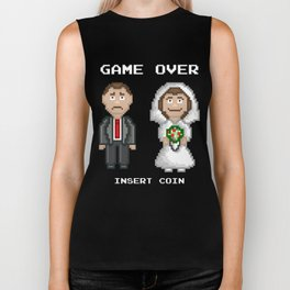 Marriage - Game Over Biker Tank
