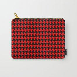 Classy Red Carry-All Pouch