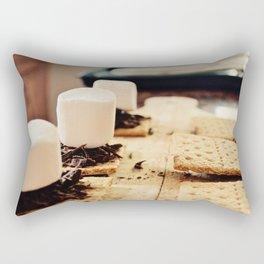 Tasty looking smore's Rectangular Pillow