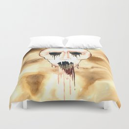 drops dripping Duvet Cover