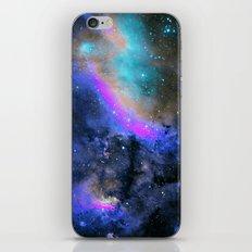 Charm Nebula iPhone & iPod Skin