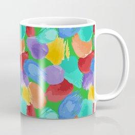Blobs Pattern Coffee Mug