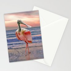 Beachcombing Stationery Cards