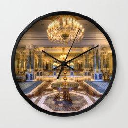 Ciragan Palace Istanbul Wall Clock