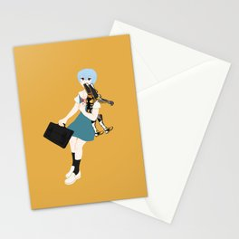 00 Rei Ayanami Stationery Cards