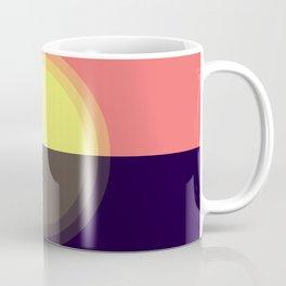 Minimal Sunset Horizon Coffee Mug