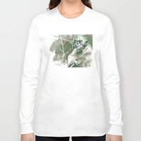yoda Long Sleeve T-shirts featuring Yoda by Luis Dourado