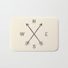 Compass (Natural) Bath Mat