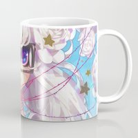 barachan Mugs featuring fixation by barachan