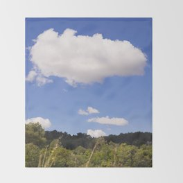 Cloud Throw Blanket